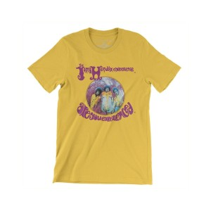 Are You Experienced Yellow T-shirt