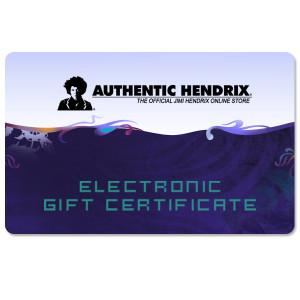 Authentic Hendrix eGift Card