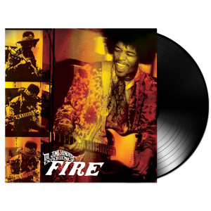 "Jimi Hendrix: Fire 7"" Single (2011)"