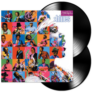 Jimi Hendrix: Blues (2 Disc) 180g LP (2010)