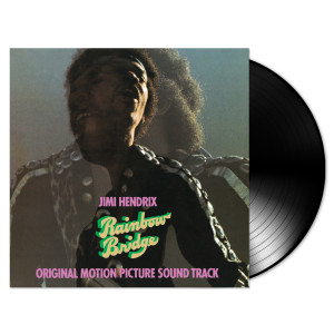 Jimi Hendrix Rainbow Bridge LP - Reissue