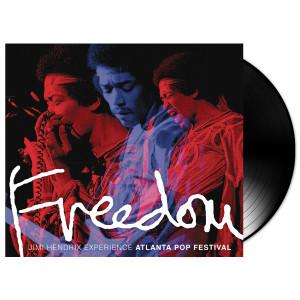 The Jimi Hendrix Experience Freedom: Atlanta Pop Festival