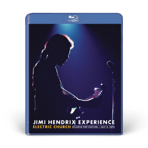 Jimi Hendrix Experience: Electric Church BR DVD