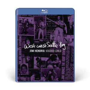 Jimi Hendrix: Voodoo Child BR DVD