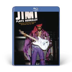 Jimi Plays Berkeley Blu-Ray/DVD