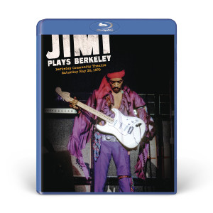 Jimi Plays Berkeley Blu-Ray/DVD