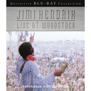 Live At Woodstock BR DVD