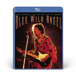 Blue Wild Angel: Jimi Hendrix Live At The Isle Of Wight BR DVD