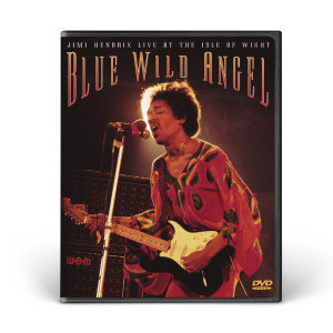 Blue Wild Angel: Jimi Hendrix At The Isle Of Wight DVD