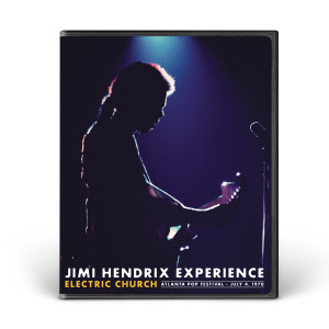 Jimi Hendrix Experience: Electric Church DVD