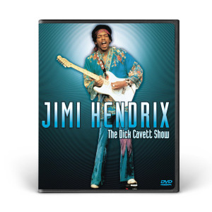 Jimi Hendrix: The Dick Cavett Show DVD