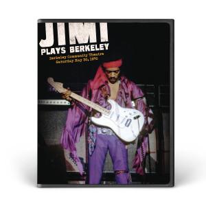 Jimi Plays Berkeley DVD