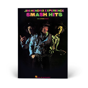 Jimi Hendrix Smash Hits For Banjo