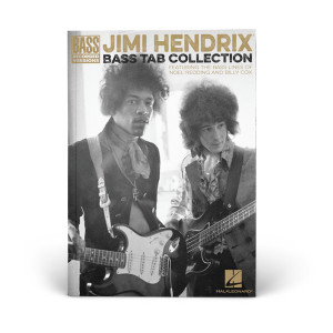 Jimi Hendrix Bass Tab Collection