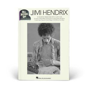 Jimi Hendrix - All Jazzed Up! (Intermediate Piano Solo)
