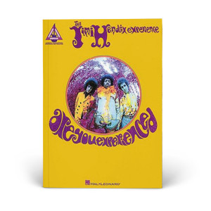 Jimi Hendrix Are You Experienced HL Score Edition