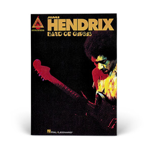 Hendrix Band Gypsys Transcribed Scores