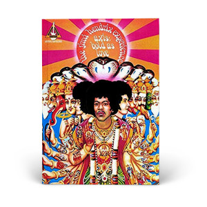 Jimi Hendrix Axis Bold As Love HL Score Edition