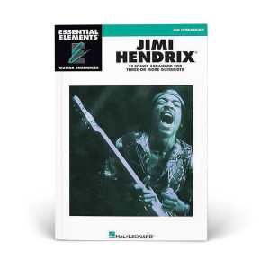 Jimi Hendrix - Essential Elements Guitar Ensembles Mid Intermediate