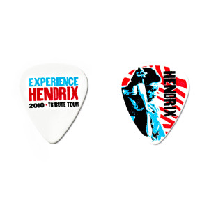 Jimi Hendrix™ Tribute Tour Pick Tin