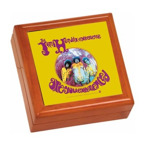 Are You Experienced Wooden Keepsake Box