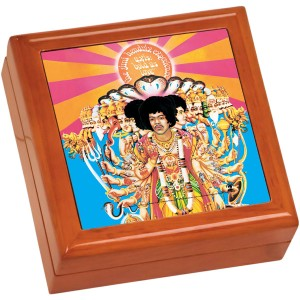 Axis Wooden Keepsake Box