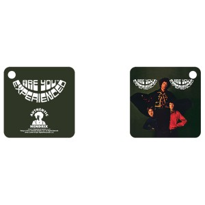 Are You Experienced UK Keychain