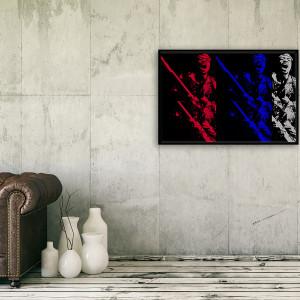 Tonality Canvas Wall Art