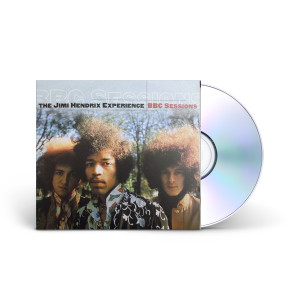 The Jimi Hendrix Experience: The BBC Sessions CD