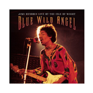 Blue Wild Angel: Live At The Isle of Wight CD
