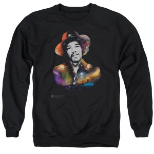 Jimi Hendrix Cosmic Jimi Crewneck Sweatshirt