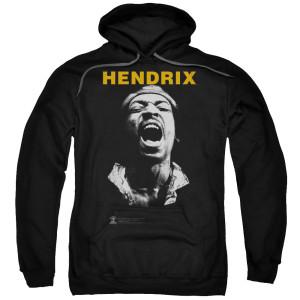 Jimi Hendrix Listen Pull-Over Hoodie