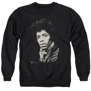 Jimi Hendrix Classic Jimi Crewneck Sweatshirt