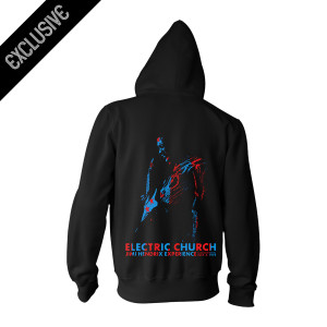 Electric Church Limited Edition Zip Hoodie