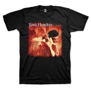 Jimi Hendrix Live at Woodstock T-shirt