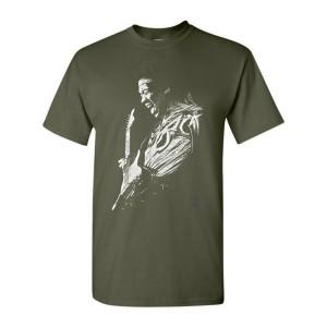 Axis Guitar T-Shirt