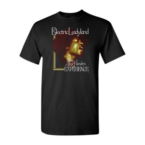 Jimi Hendrix Experience Electric Ladyland T-Shirt