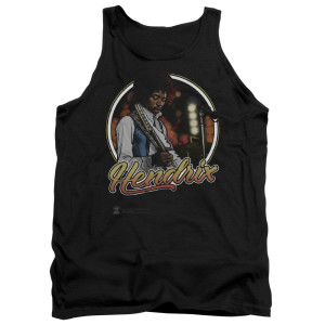 Jimi Hendrix Hollywood Bowl Tank Top