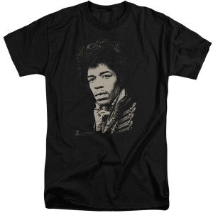 Jimi Hendrix Classic Jimi Tall T-shirt