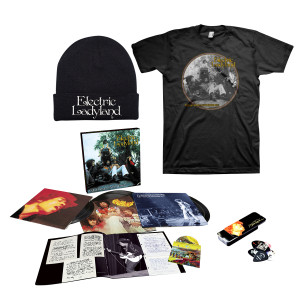 Jimi Hendrix Experience: Electric Ladyland – 50th Anniversary Deluxe Edition LP Box Set with Exclusive Merchandise