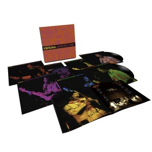 Jimi Hendrix Songs For Groovy Children: The Fillmore East Concerts (8 LP Set)