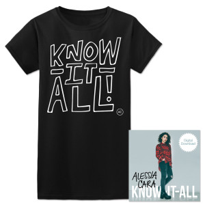 Know-It-All MP3 + T-Shirt
