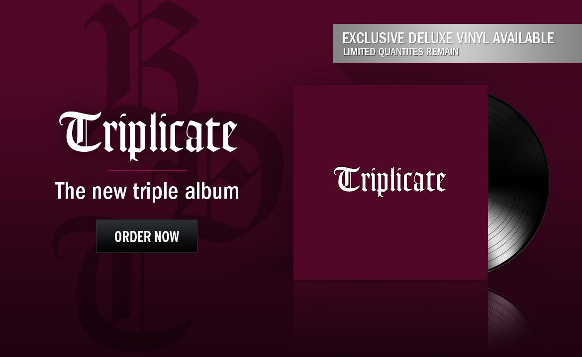 Triplicate On Sale Now!