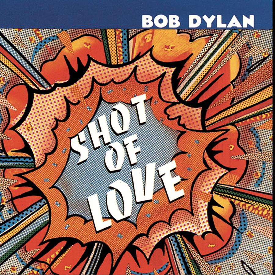 Shot Of Love CD