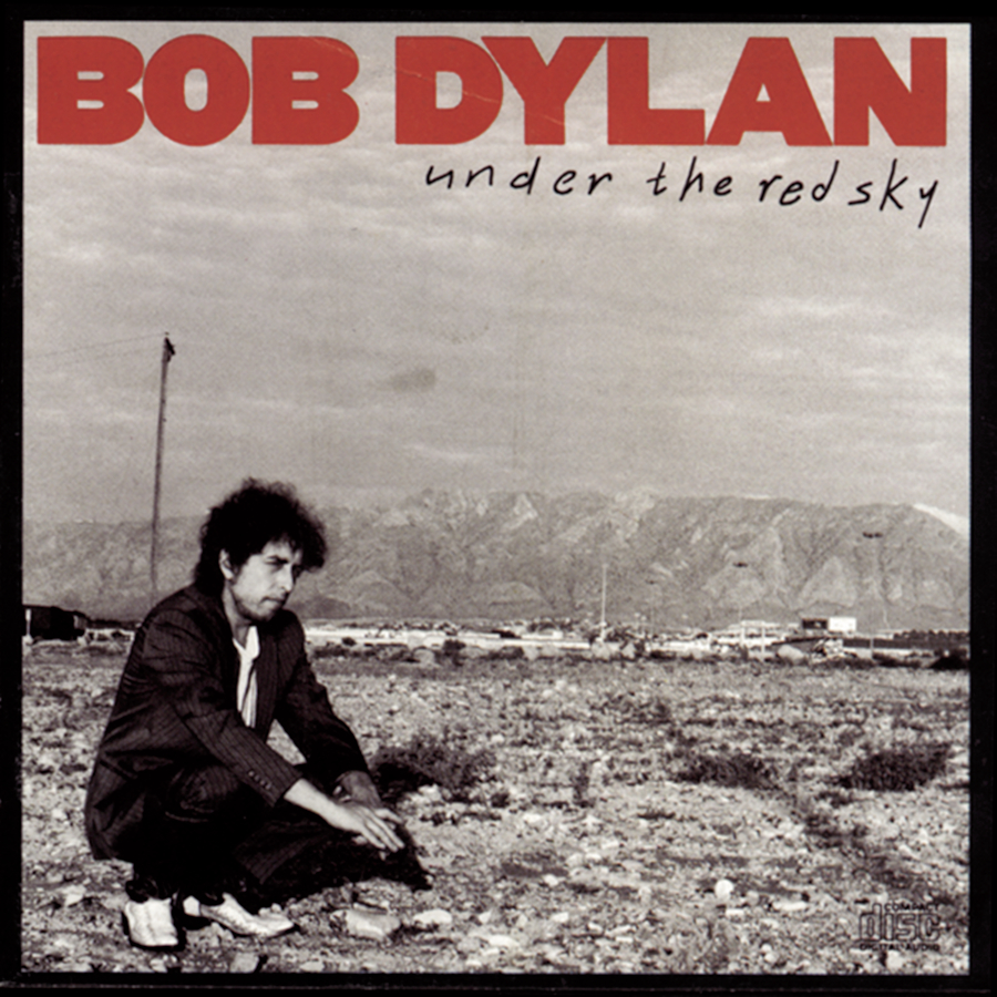 Under The Red Sky CD