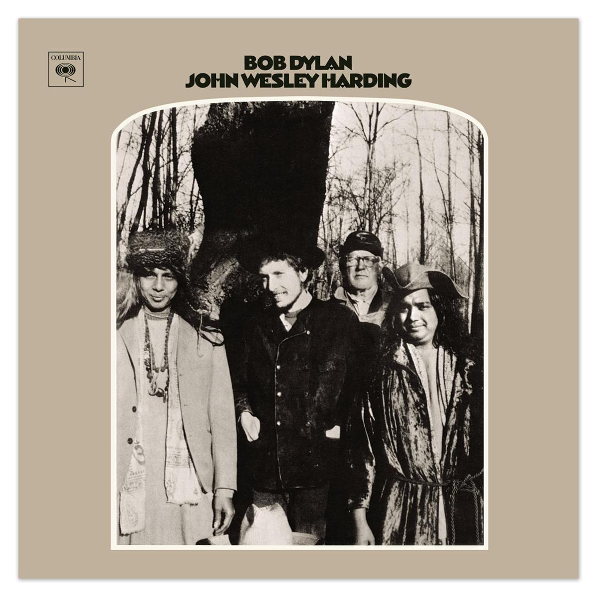 John Wesley Harding CD