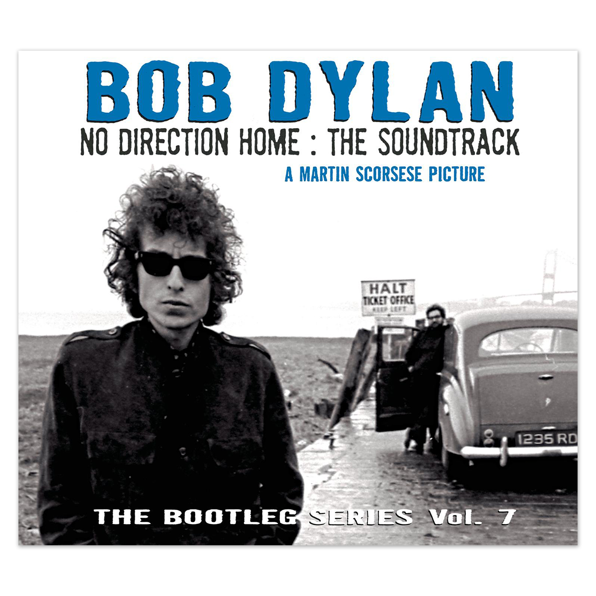 The Bootleg Series, Vol 7: No Direction Home CD