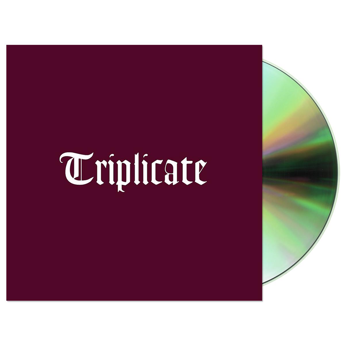 Triplicate CD