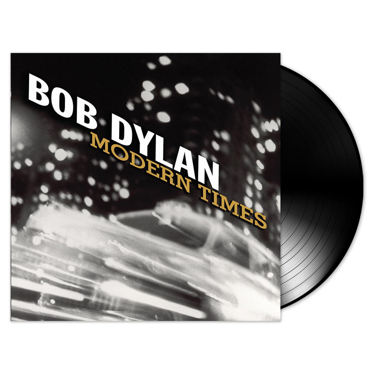 Modern Times 2-LP Vinyl