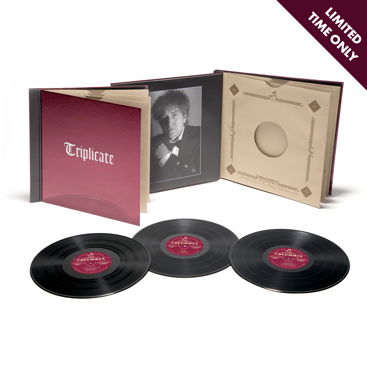 Bob Dylan: Triplicate - Deluxe Limited Vinyl